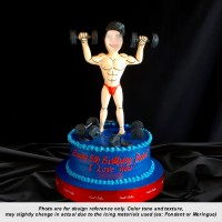 XX-MR.MUSCLE 01-3D-N