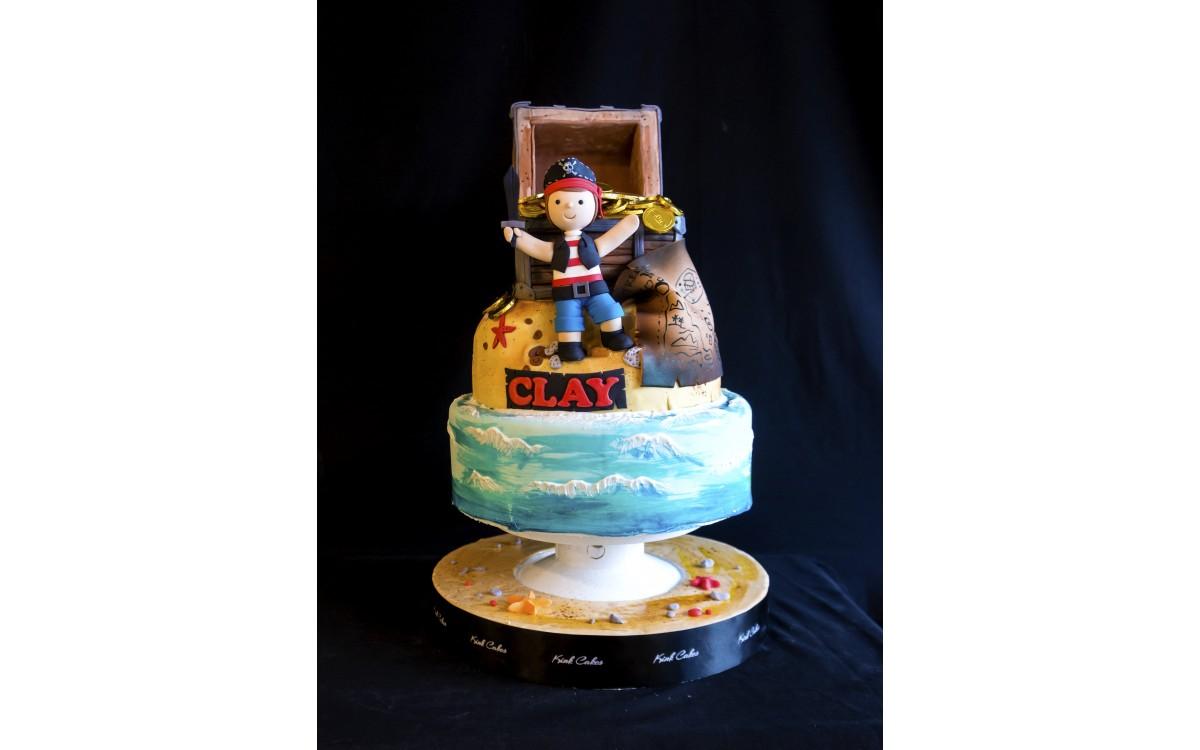 Pop-Up Cakes
