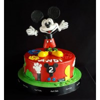 CT-MICKEY MOUSE 01-3D-N